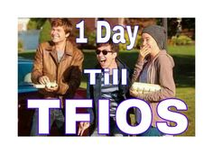 TFIOS comes out tomorrow! Who else is excited?! ★★★★