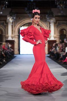 We Love Flamenco 2020 - Sevilla Fishtail, Our Love, Fashion Show, Mermaid, Costumes, Portrait, Formal Dresses, Womens Fashion, Flamenco Dresses