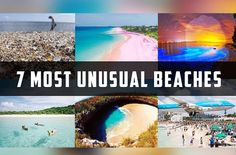 7 Most Unusual Beaches In The World! http://viralselect.com/7-unusual-beaches-world/