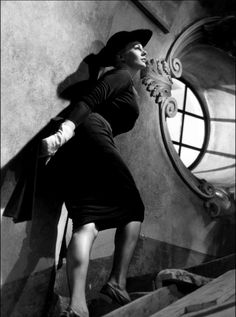 Anita Ekberg in La Dolce Vita (1960, dir. Federico Fellini)