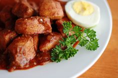 Doro Wat (Spicy Ethiopian Chicken Stew) - The Daring Gourmet