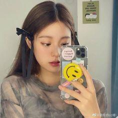 Korean Girl Photo, Cute Korean Girl, Asian Girl, Korean Girl Fashion, Pelo Ulzzang, Ulzzang Korean Girl, Ulzzang Short Hair, Uzzlang Girl, Girl Face