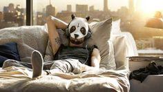 Chillin. Panda, Trousers, Wallpaper, Celebrities, Musik, Love, Trouser Pants, Pants, Celebs