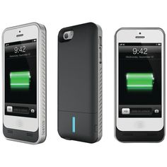 Ibattz Iphone 5 And 5s Mojo Refuel 2200mah Battery Charger Case