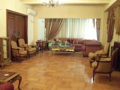 Furnished Duplex apartment for rent in Maadi Sariaat. Real Estate Egypt, Cairo, Maadi, Sarayat  Maadi, Excellent, Furnished Apartments for Rent, Divided into 4 BedroomsNo,3 Bathrooms  Flooring :Marble Hard wood ()www.maadionline.com