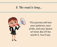 Writing Tip #8: The road is long...