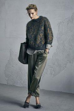 Brunello Cucinelli Autumn/Winter 2017 Ready to Wear Collection   British Vogue