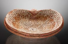 Marajó bowl 2 - Infinity of Nations: Art and History in the Collections of the National Museum of the American Indian - George Gustav Heye Center, New York Asia, Native Art, National Museum, Ancient Art, American Indians, South America, Decorative Bowls, Arts And Crafts, Objects