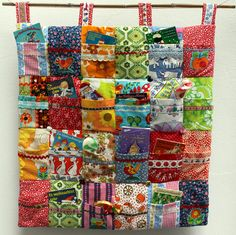 Tutorial - Adventskalender - Advent calendar by *Püppilottchen aka dollily*, via Flickr