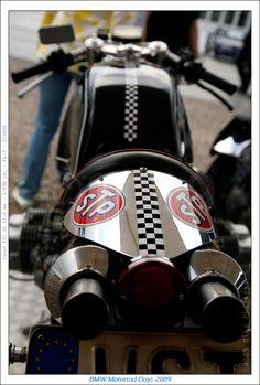 Yamaha Virago 1100 Cafe Racer | moto clasic modification: BMW Café Racer