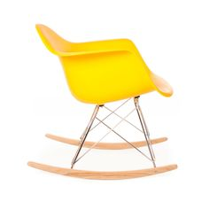 Eames RAR Rocker | Yellow