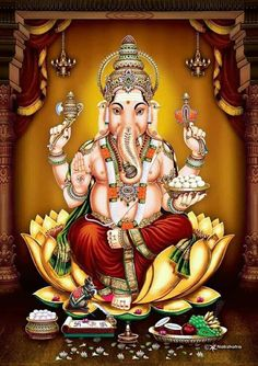 Shri Ganesh Images, Ganesha Pictures, Lord Rama Images, Lord Shiva Hd Images, Lord Ganesha Paintings, Ganesha Art, Ganesh Bhagwan, Shirdi Sai Baba Wallpapers, Ganesh Wallpaper