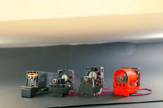 Originally developed for a NASA project, we present a powerful diode laser that can convert your 3D printer or CNC router into a powerful laser engraving / cutt
