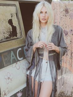 Aline Weber by Tina de Leon & Melodi Meadows for Free People Festival 2016