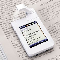 Instant Dictionary | 35 Clever Gifts Any Book Lover Will Want To Keep For Themselves