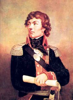 Tadeusz Kosciuszko was from Poland, he had came to help the Americans fight the British.   Tadeusz was an engineer who created  fortifications he for the Battle of Saratoga.  He was made a general for his service to the Contintental Army during the war.