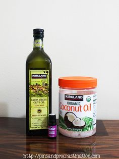How to Make an at-home Hot Oil Hair Treatment (Only three ingredients!) - Pins and Procrastination
