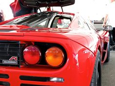 All sizes   McLaren F1 Red 6   Flickr - Photo Sharing!