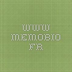 www.memobio.fr bactériologie