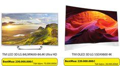 TV LED 3D LG 84LM9600-84, 4k Ultra HD