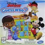 Disney Jr. GUESS Who? Game