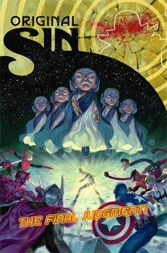 #OriginalSin #8 Cover A Regular Julian Totino Tedesco Cover - Midtown Comics