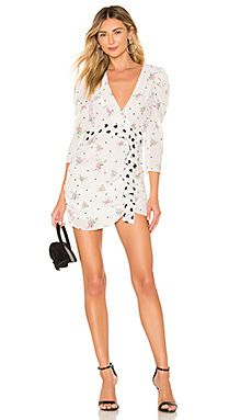 60b4d4394c Great for Mable Mini Dress For Love Lemons NEW ARRIVAL womens dresses.    211  topofferstore from top store