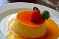 Flan de naranja Thermomix Food To Make, Panna Cotta, Pudding, Cookies, Ethnic Recipes, Desserts, Natural, Mousse, Gluten