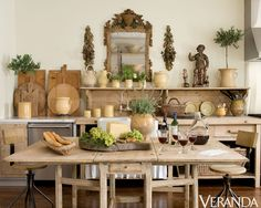 Country Chic Decorating On Pinterest Doily Art Funky Kitchen And