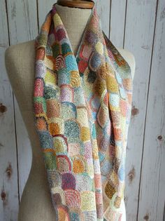 """Pop Synonyms"" Scarf"