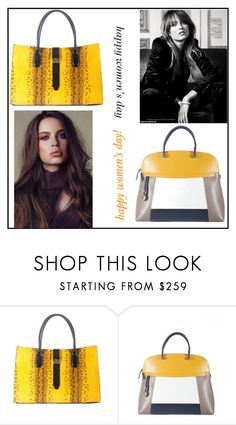 """Women's day!"" by scaglionegroup on Polyvore featuring moda e Furla"