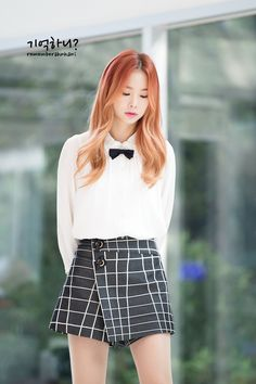 EXID Solji - Born in South Korea in 1989. #Fashion #Kpop