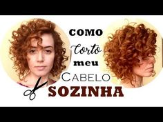 Como Fazer o Corte Big Chop Curly Bob Hairstyles, Short Curly Hair, Curly Girl, Short Hair Styles, Big Chop, Corte Bob, Hair Color For Black Hair, Stylish Hair, Layered Hair