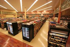 : waikoloa village market from grocery store interior design, Shop Front Design, Store Design, Restaurant Hotel, Design Food, Shop Window Displays, Display Window, Shop Organization, Shop Plans, Design Furniture