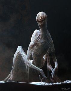 Lazro creature 3 by JSMarantz