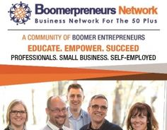 #BoomerPreneursNetwork: Promote your #business, meet your #community, make #connections!  #St. Catharines #Networking Lunch & #Learn     Event Date :March 2, 2016, 11:00 AM To March 2, 2016, 1:00 PM (EST)