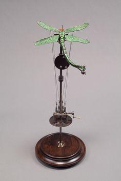 Dragonflycanique — David Beck Art Works