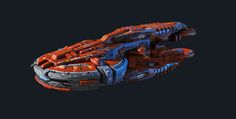 """Model created for """"Rebel Galaxy"""", concept + 3D + texturing #spaceship – https://www.pinterest.com/pin/541206080211548813/"""