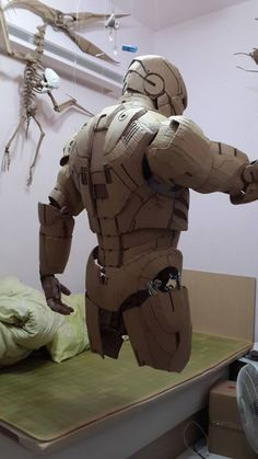 Incredible Cardboard Sculptures - Smashcave