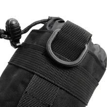 Browse through our large selection of molle compatible military gear. The Force water bottle pouch is compatible with authentic molle military gear, allowing you to add a wide variety of attachments and customizing your gear in countless unique ways.