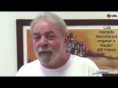 Lula charlatão discursa pra enganar a Nação II