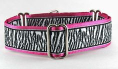 Wild Side: The Regal Hound - Unique fashionable designer martingale and buckle dog collars, from cute to fancy, humane and soft choke for all canine breeds