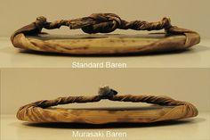 Comparison of Standard and Murasaki Barens - Sides