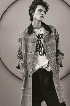 Stella McCartney Fall/Winter 2016 Menswear Editorial Process Interview