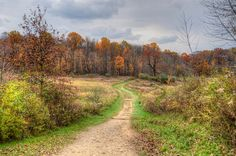 Chippewa Trail @ Silver Creek Metro Park, Norton, OH
