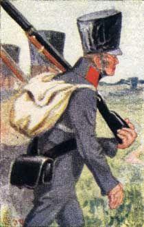 2nd Battalion, 12th Reserve Infantry Regiment, IR 24 in 1815