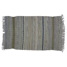 Check out this item at One Kings Lane! Swedish Rag Rug, 5'10'' x 3'2''