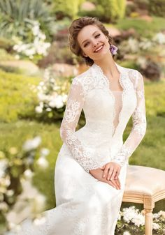 Wedding Dresses by Papilio 2014 | bellethemagazine.com