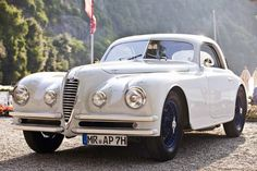1946 Alfa Romeo 6C 2500 SS Touring
