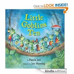 Little Goblins Ten by Pamela Jane. $8.95. Publisher: HarperCollins (November 15, 2011). Author: Pamela Jane. 32 pages